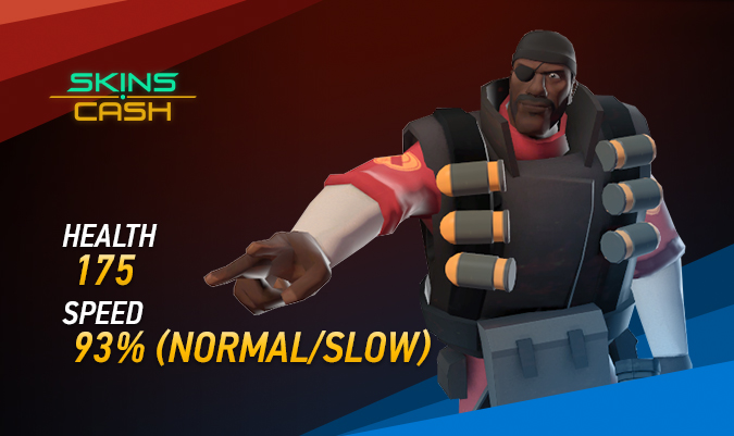 9 Hero Classes in Team Fortress 2 | Beginners Guide | Skins
